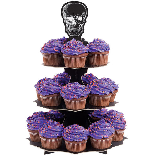 Pick your Poison Cupcake Stand