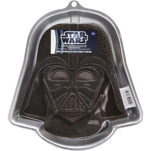 star wars cake pan darth vader cake pan wilton 7674