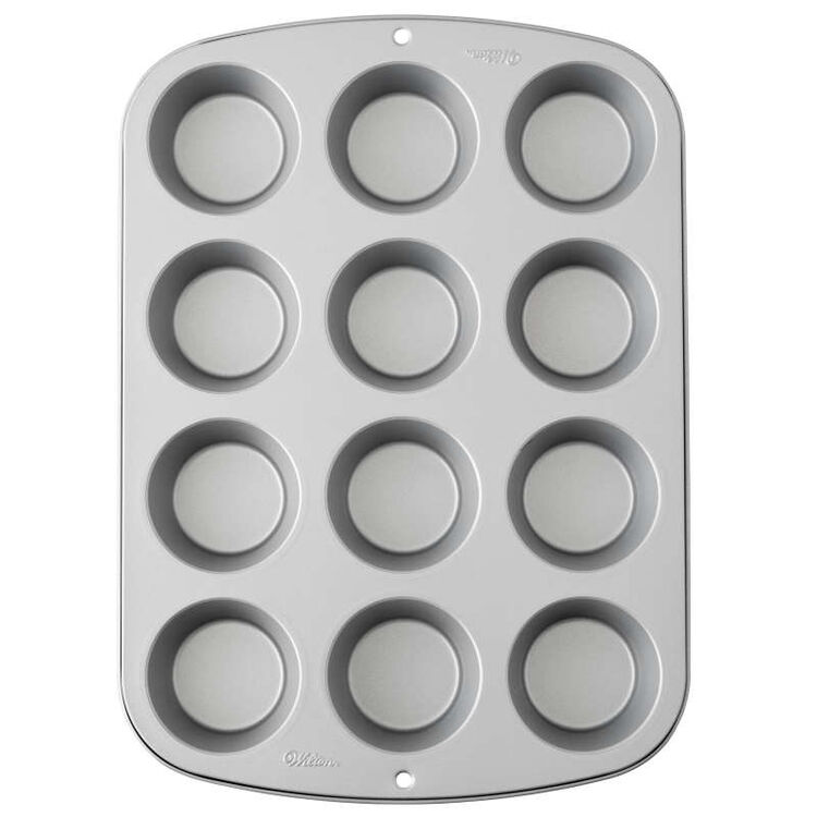 Muffin Pan Top View
