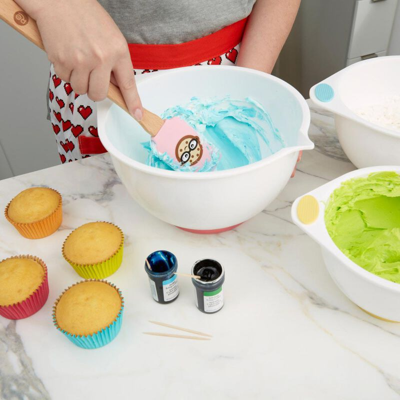 ROSANNA PANSINO by Mixing Bowl with Lids Set, 6-Piece image number 8
