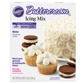 Buttercream Icing Mix, 14 oz.