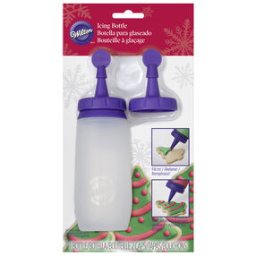 Cookie Icing Decorating Bottle