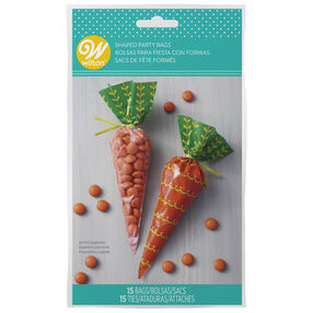 Carrot Mini Treat Bags