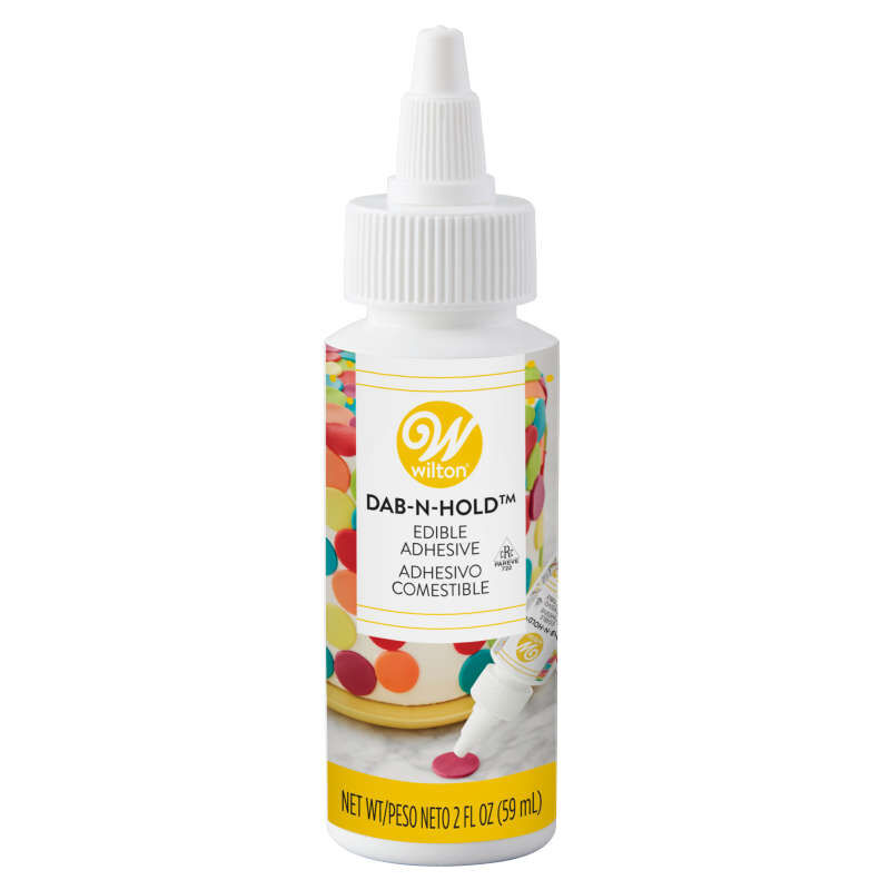 Dab n Hold Edible Adhesive Bottle image number 0