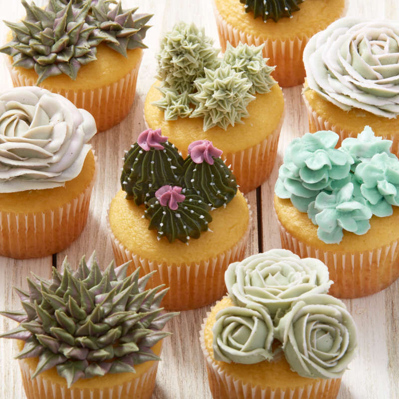 Starter Decorating and Piping Tip Set, 9-Piece image number 5