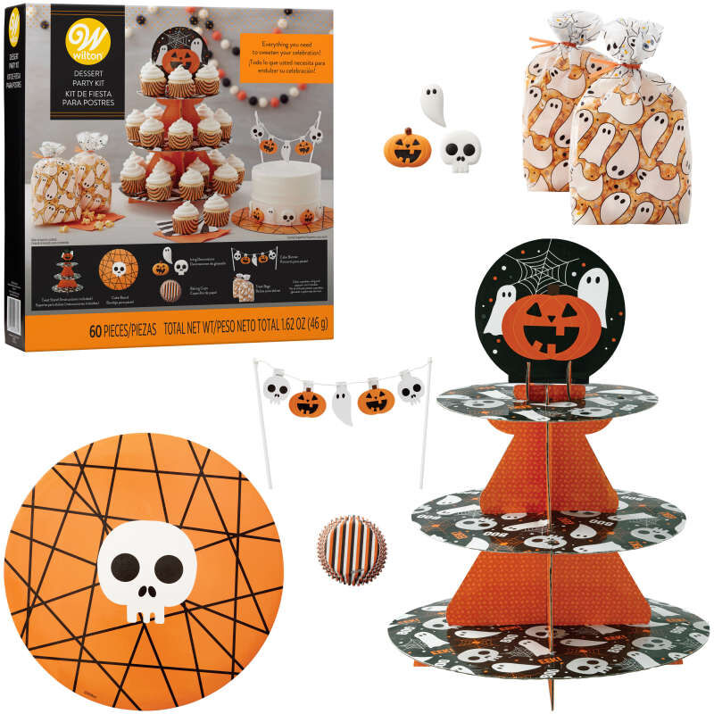 Halloween Party Dessert Kit image number 0