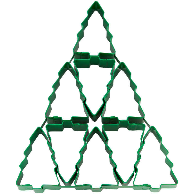 Christmas Tree Multi Cookie Cutter image number 0