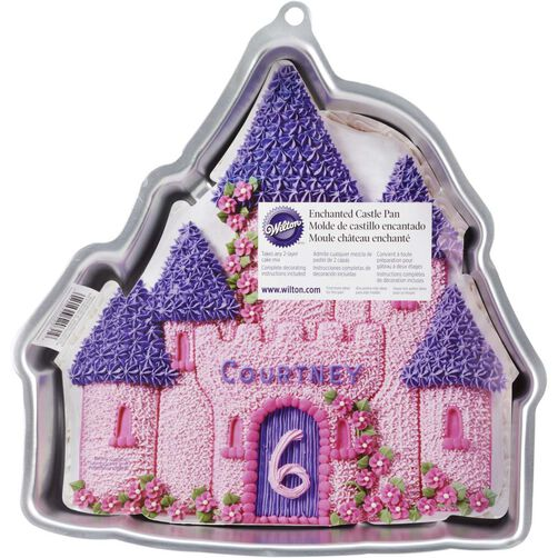 Enchanted Castle Cake Pan Wilton