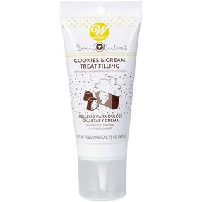 Sweet Centers Cookies and Cream Treat Filling, 5.75 oz.