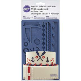 Nautical Fondant Mold