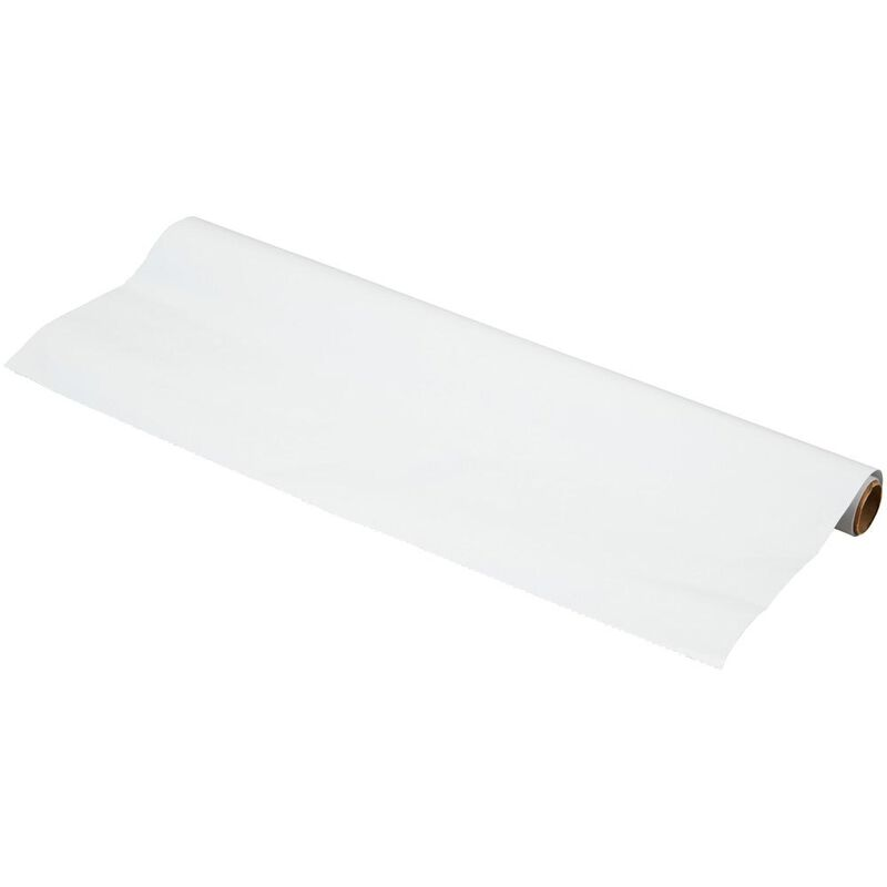 White Fanci-Foil Wrap, 25 Square Feet image number 2