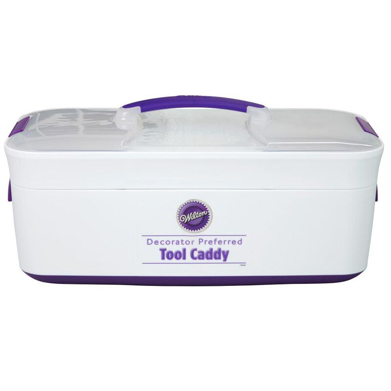 Decorator Preferred Cake Decorating Tool Caddy image number 0