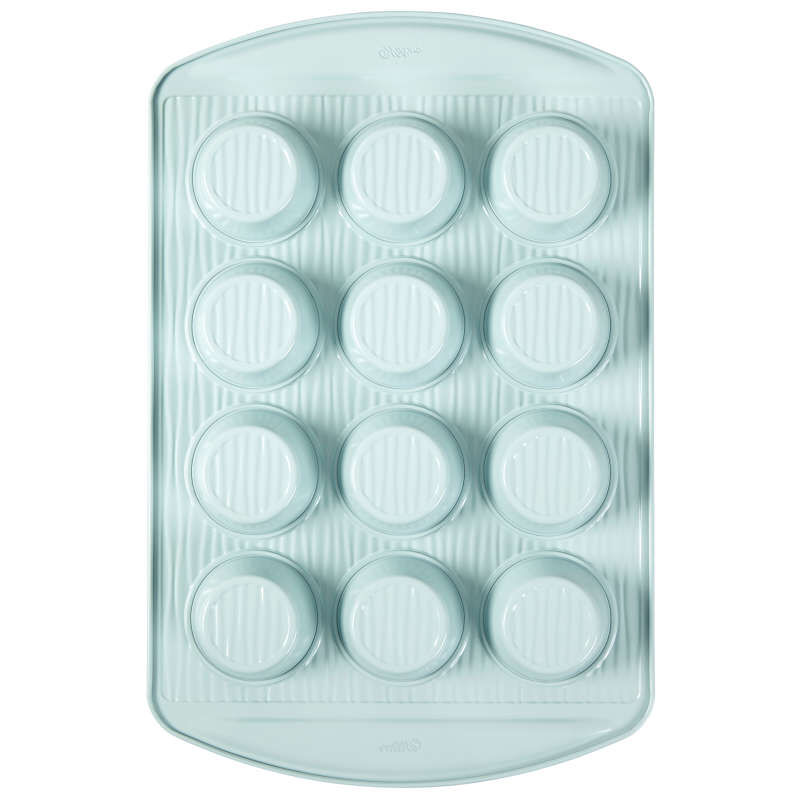 Texturra Performance Non-Stick Bakeware Muffin Pan, 12-Cup image number 2