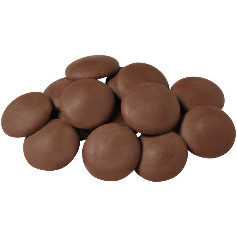 Light Cocoa Candy melts Candy Dips 10 oz Out of Packaging image number 1