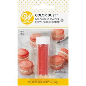 Red Color Dust, 0.05 oz.
