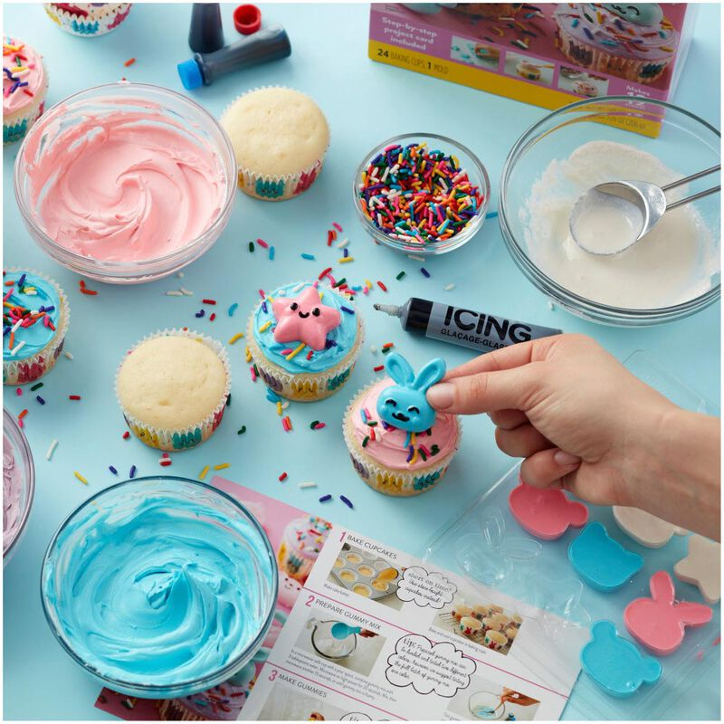 DIY-Lish Gummy Cupcake Decorating Kit image number 5