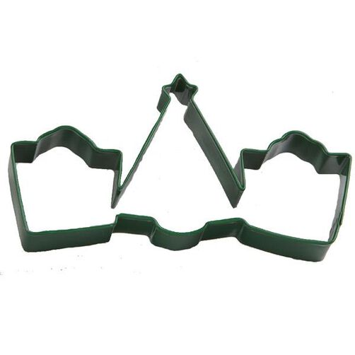 Tree/Presents Trio Cookie Cutter