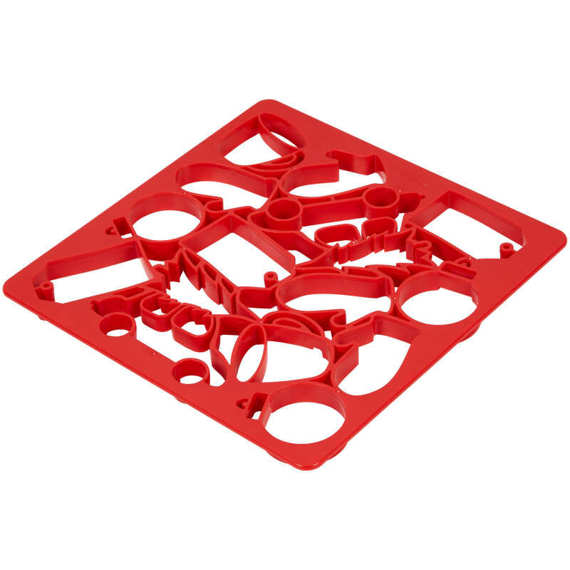 Multi-Cookie Cutter Sheet image number 1