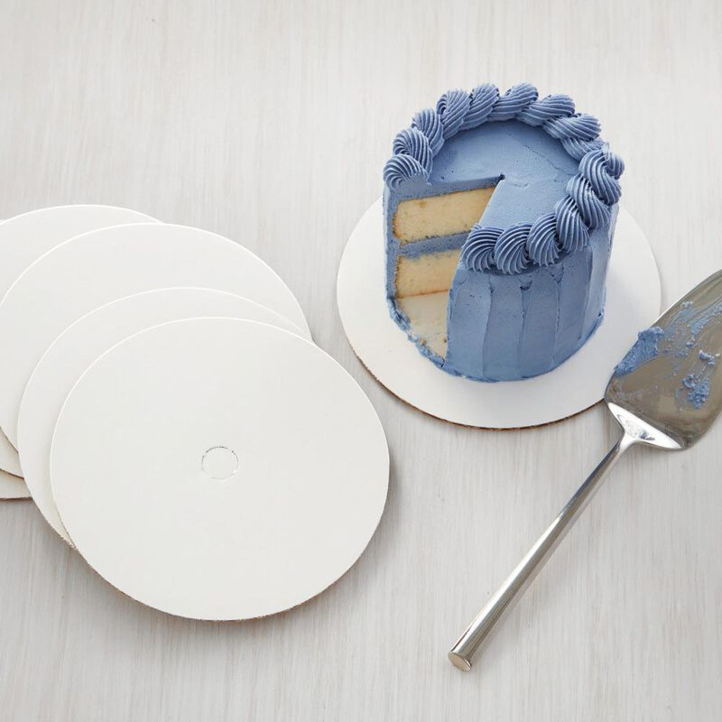 6-Inch Round Cake Boards, 10-Count image number 2