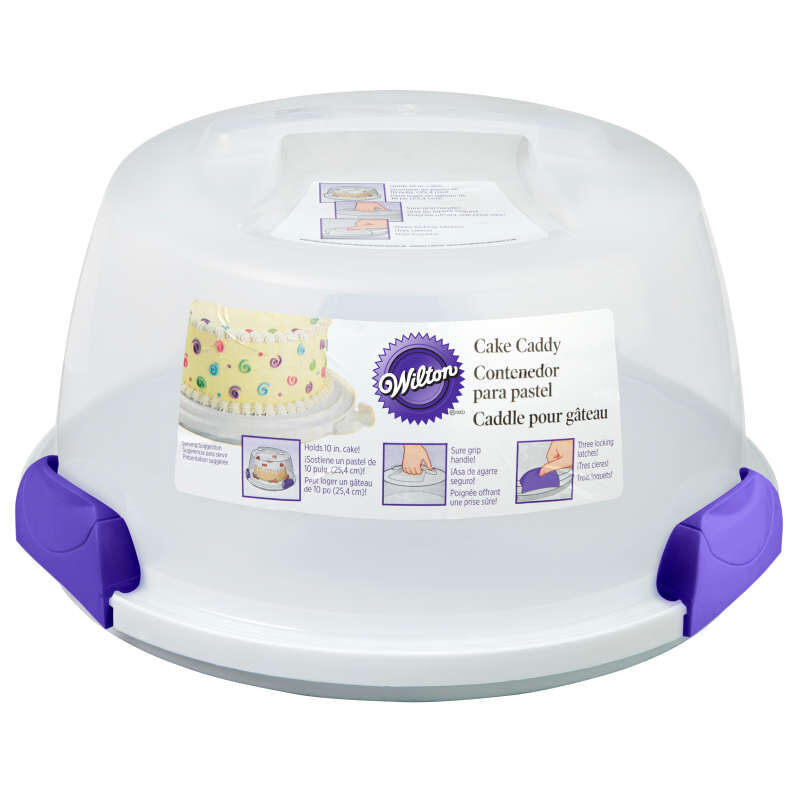 Carry and Display Cake Baking and Decorating Set image number 3