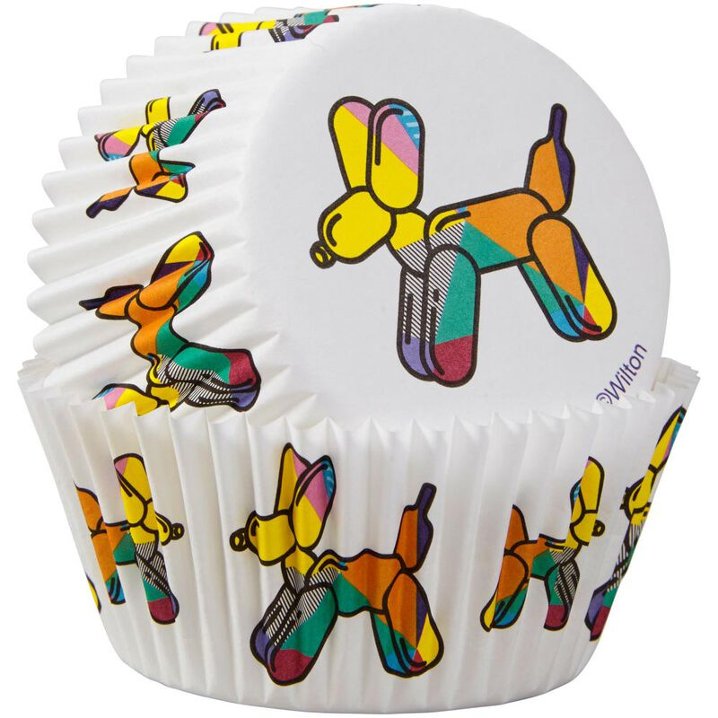 Balloon Dogs Cupcake Kit, 24-Count image number 2