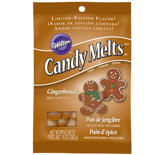 Limited Edition Gingerbread Candy Melts® Candy