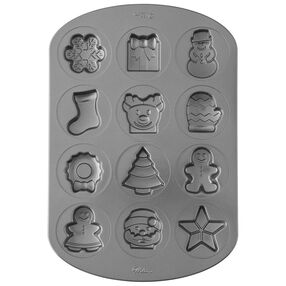Holiday Icons Cookie Pan