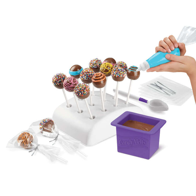 Cake Pop Making Set in Use