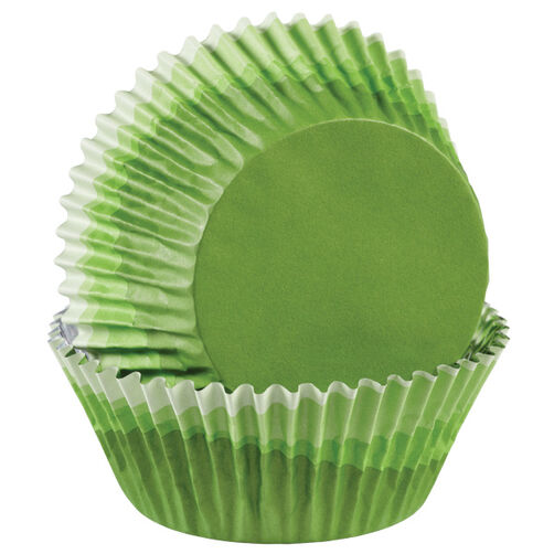 ColorCup Green Ombre Cupcake Liners