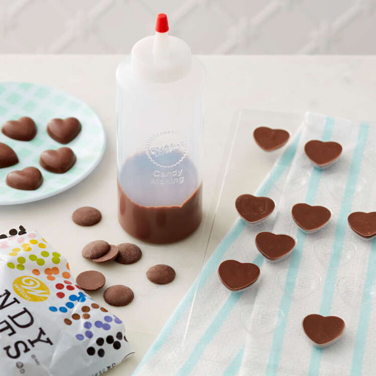 Candy Decorating Squeeze Bottle