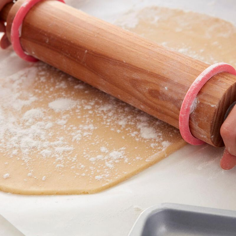 ROSANNA PANSINO by Rolling Pin, 10-Inch - Wooden Rolling Pin image number 4