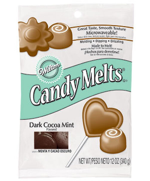 Mint Cocoa Candy Melts Candy