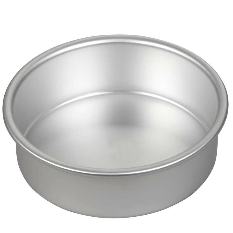 Performance Pans Round Aluminum 6-Inch Cak Pan image number 2
