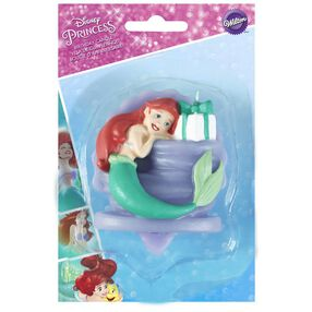 Ariel Birthday Candle