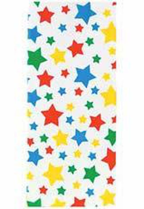 Colorful Stars Party Bags