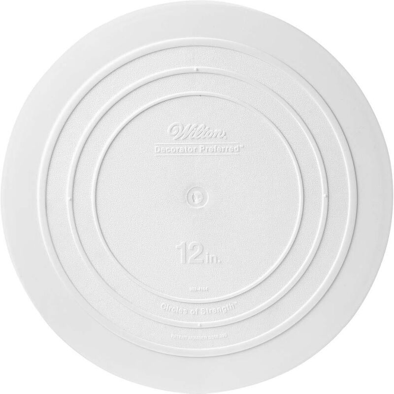 """Decorator Preferred 8"""" Smooth Edge Plate image number 1"""