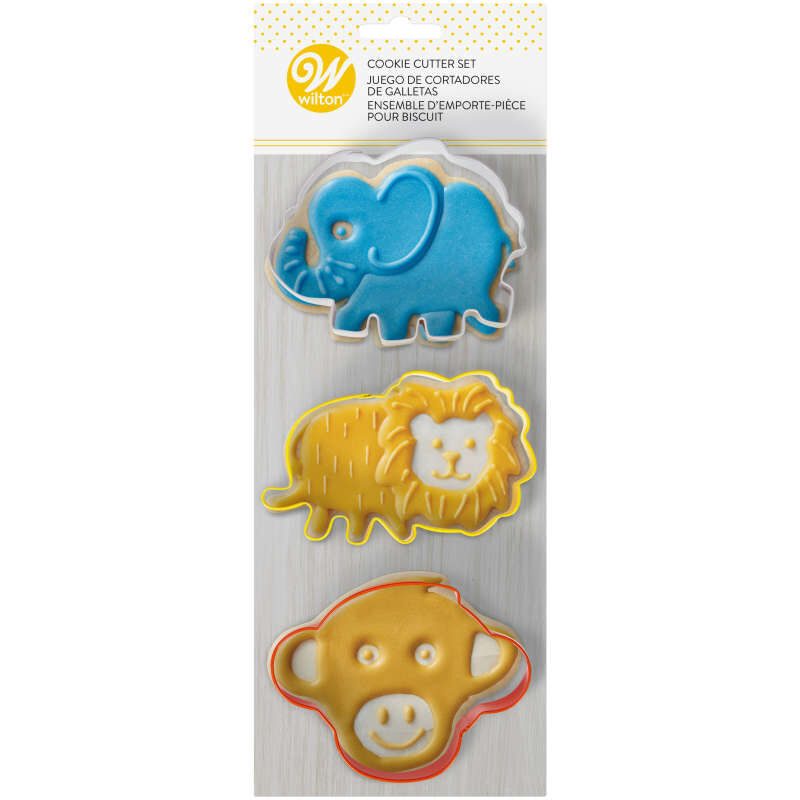 Animal Cookie Cutter Set in Packaging image number 1