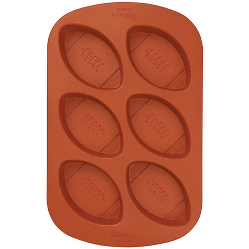 Mini Football Silicone Mold