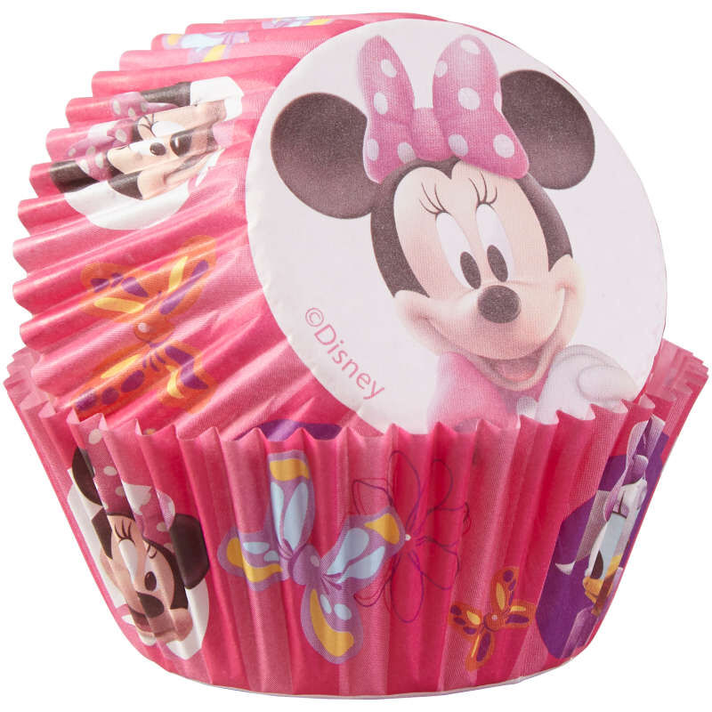 Minnie Mouse Cupcake Liners image number 6