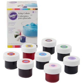 Icing Colors, 8-Count