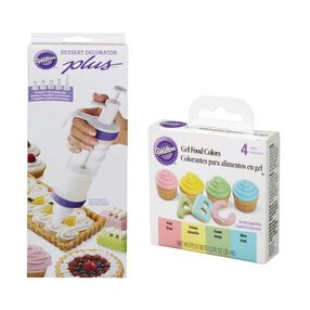 Cake Decorating Essentials Art Set