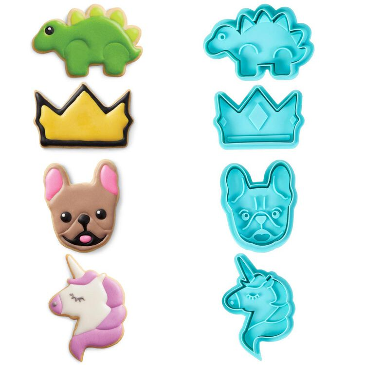 ROSANNA PANSINO by Stamp Cookie Cutters, Animals