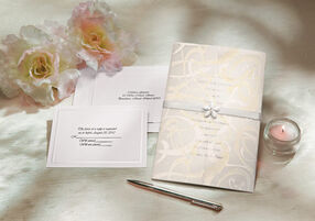 Glitz and Glamour Wedding Invitation Kit