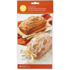 Fall Leaves Loaf Gift Kit, 8-Count