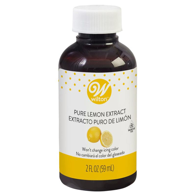Pure Lemon Extract, 2 oz. image number 0