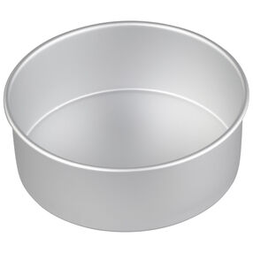 Performance Pans Aluminum Round Cake Pan, 8-Inch