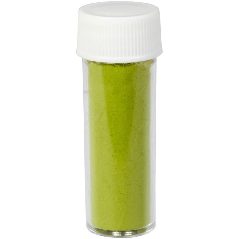 Lime Green Color Dust, 0.05 oz. image number 2
