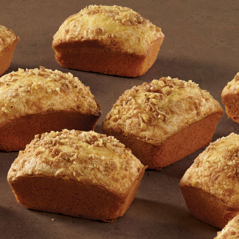 Perfect Results Premium Non-Stick Mini Loaf Pan, 18-Cavity image number 3
