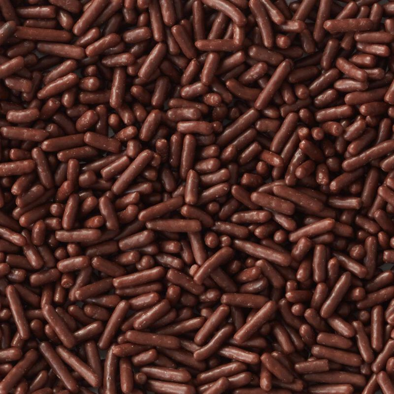 Naturally Flavored Chocolate Jimmies Sprinkles, 1.76 oz. image number 2