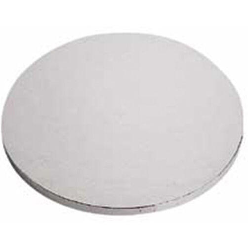 14-Inch Round Silver Cake Circles, 2-Count